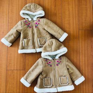 Little Me Pea Coat